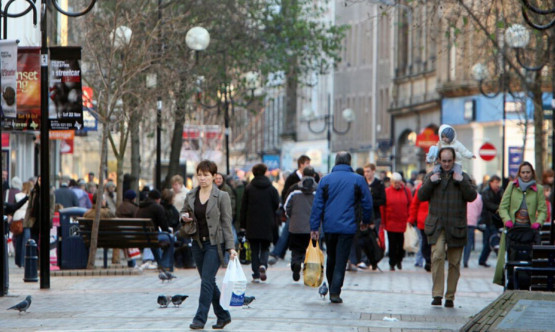A resurgence in Perth High Street retail sector could be on its way.