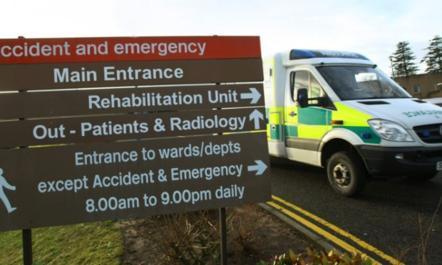 Campaigners claim Perth Royal Infirmary is under threat once more after the new plans were announced by NHS Tayside.