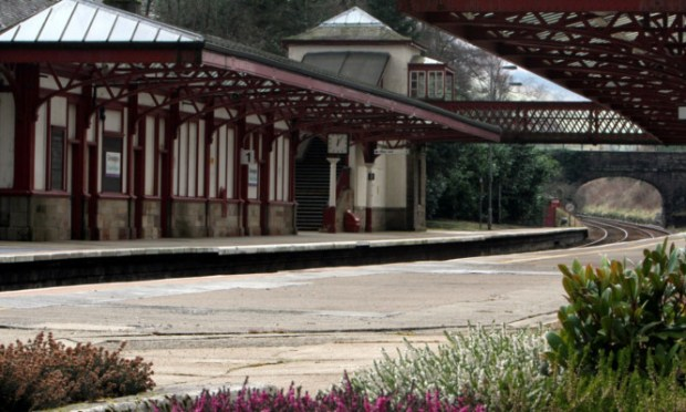 Gleneagles station is to be refurbished ahead of next year's Ryder Cup.
