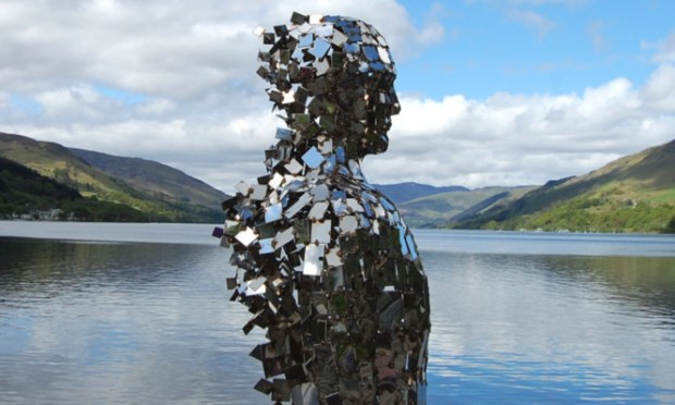 Image result for mirror man