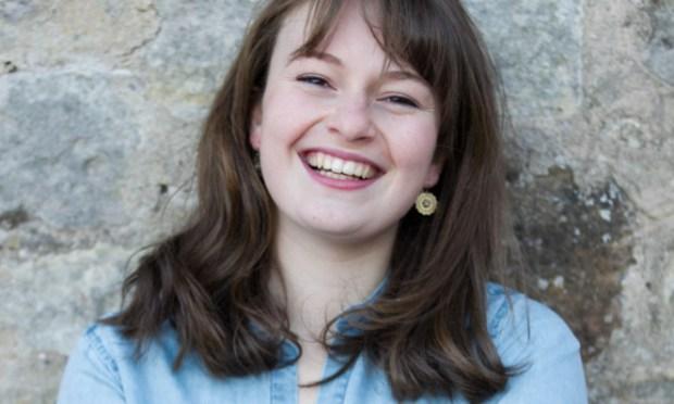 Great British Bake Off finalist Flora Shedden.