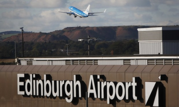 Edinburgh Airport to be sold