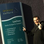 Lochee swimming pool reopens after £1 million revamp
