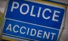 The accident happened near Inveralmond.