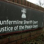 Fife road rage driver sentenced