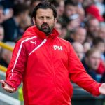 Dundee have to 'win and see what happens', says Paul Hartley