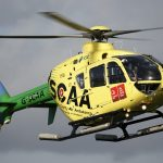Man falls from roof in Crook of Devon