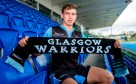Glasgow Warriors' new signing Hagen Schulte.