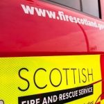 Fire breaks out in flat on Dundee's Perth Road