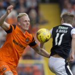 Dundee United boss reflects on 'two points dropped' against Raith Rovers