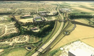 How the new A9/A85 junction could look.