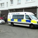 Police descend on Lochee multis