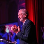 Jeremy Corbyn hails Dundee's Sistema orchestra project as he outlines his arts policy