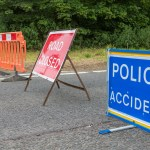 Motorcyclist seriously injured in collision