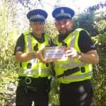 Cowdenbeath police turn to 'geocaching' to help the fight against crime