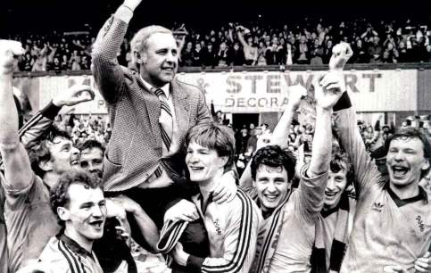 Jim McLean's methods at Dundee United explored in BBC documentary - The Courier
