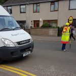 Anger at council van parked on double yellow lines