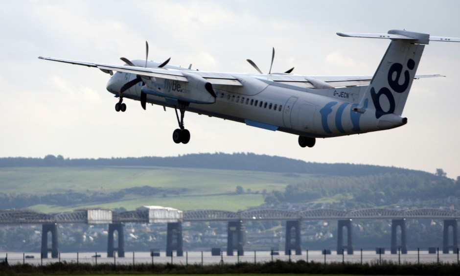 Plans to re-vamp Dundee airport are in the making.