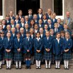 Musical celebration of twinning links