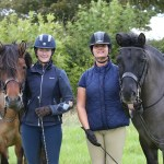 Two Highland riders head for HOYS
