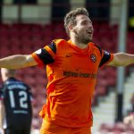 Tony Andreu insists there is no fear for Dundee United ahead of Hibs clash