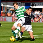 Dundee 0 Celtic 1: Dundee improve but Celtic get deserved win