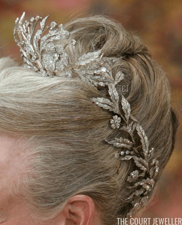 The Danish Floral Aigrette