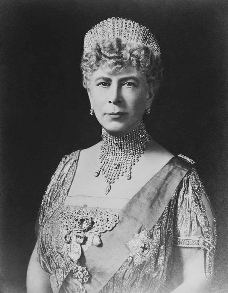 Queen Mary of the United Kingdom, ca. 1930s