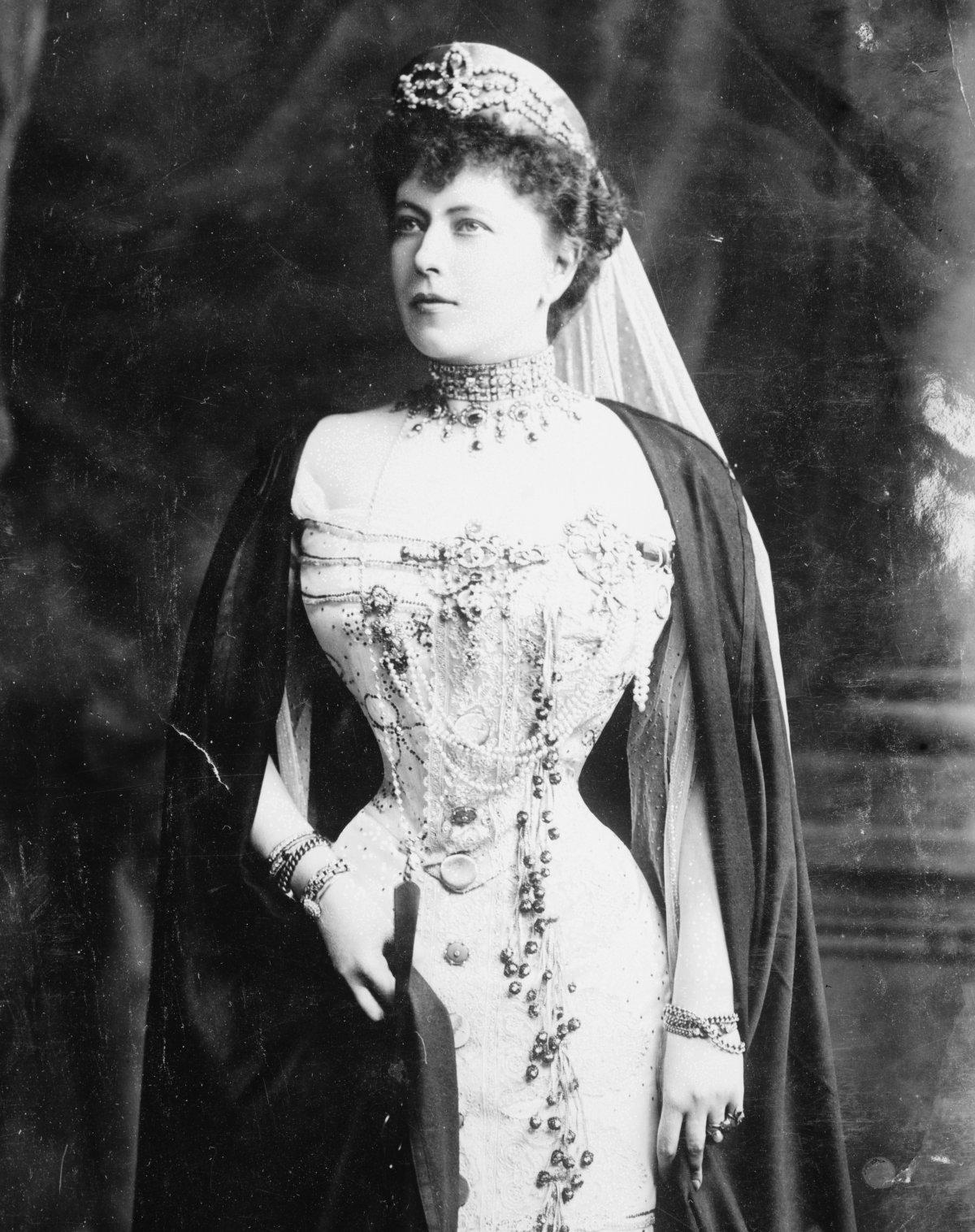 Countess Sophie of Merenberg, Countess de Torby, ca. 1902