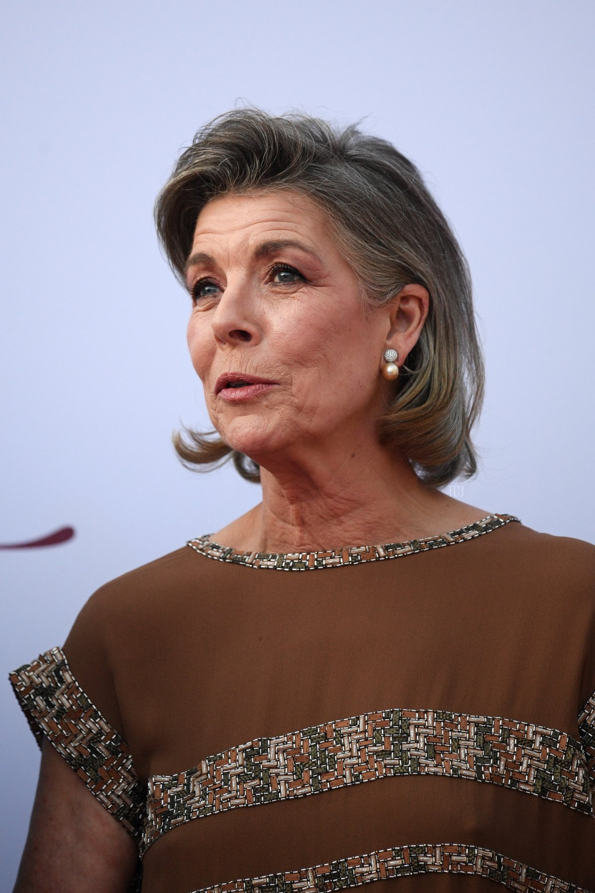 Princess Caroline of Hanover attends the Red Cross Summer Concert on July 16, 2021 in Monte-Carlo, Monaco