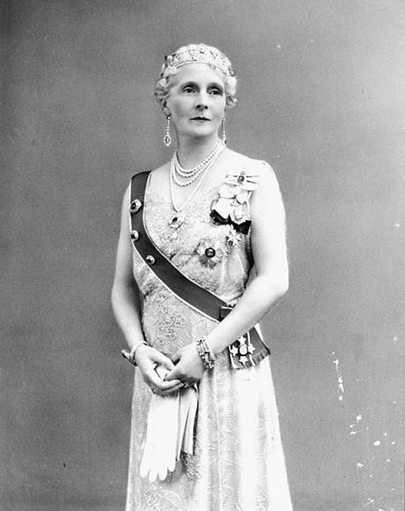 Princess Alice, Countess of Albany
