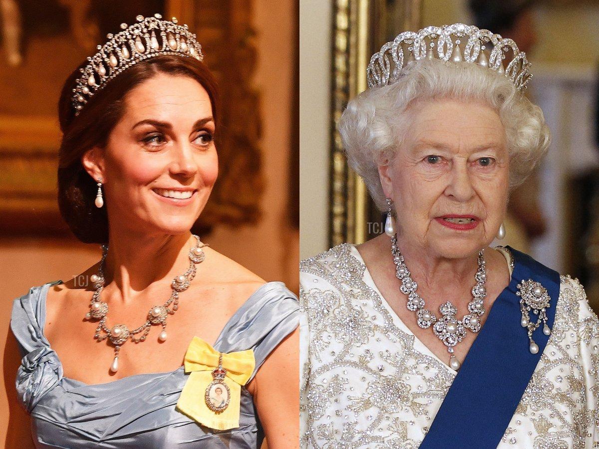 Queen Alexandra's Wedding Necklace, Queen Victoria's Golden Jubilee Necklace