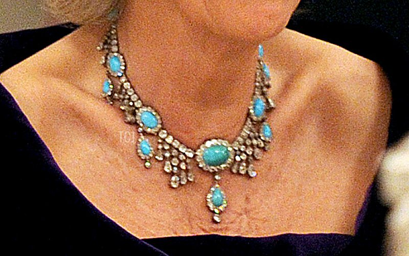 Camilla's Turquoise Necklace