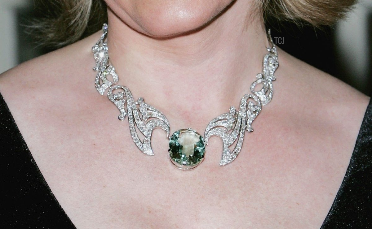 The Wessex Aquamarine Necklace