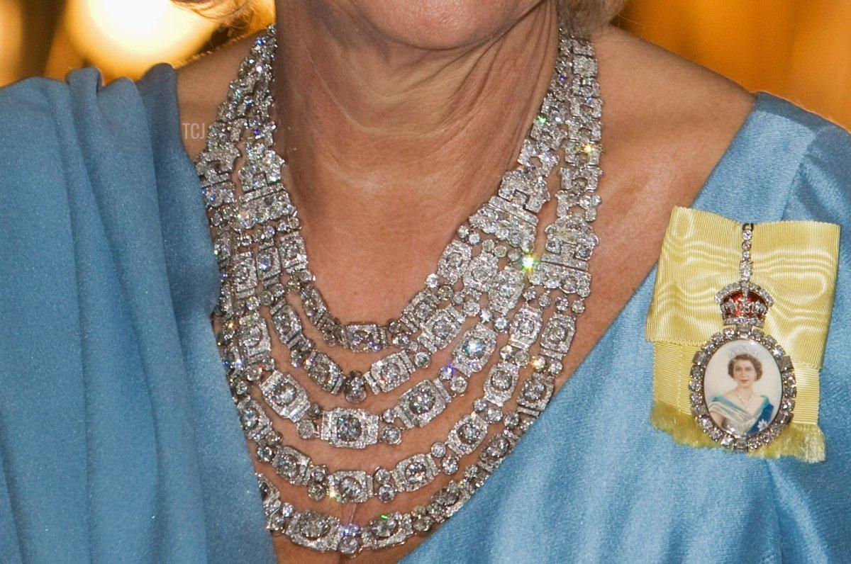 The Greville Festoon Necklace