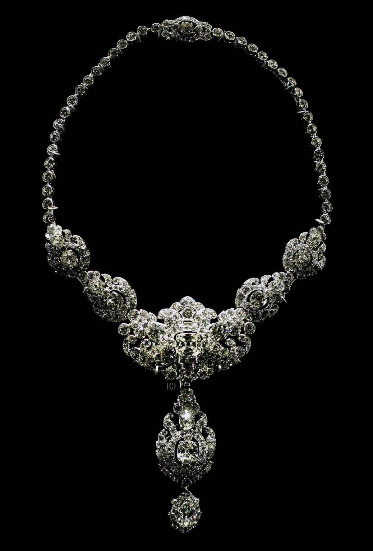 The Nizam of Hyderabad Necklace