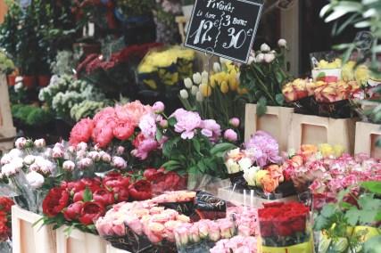 Beautiful little flower shops