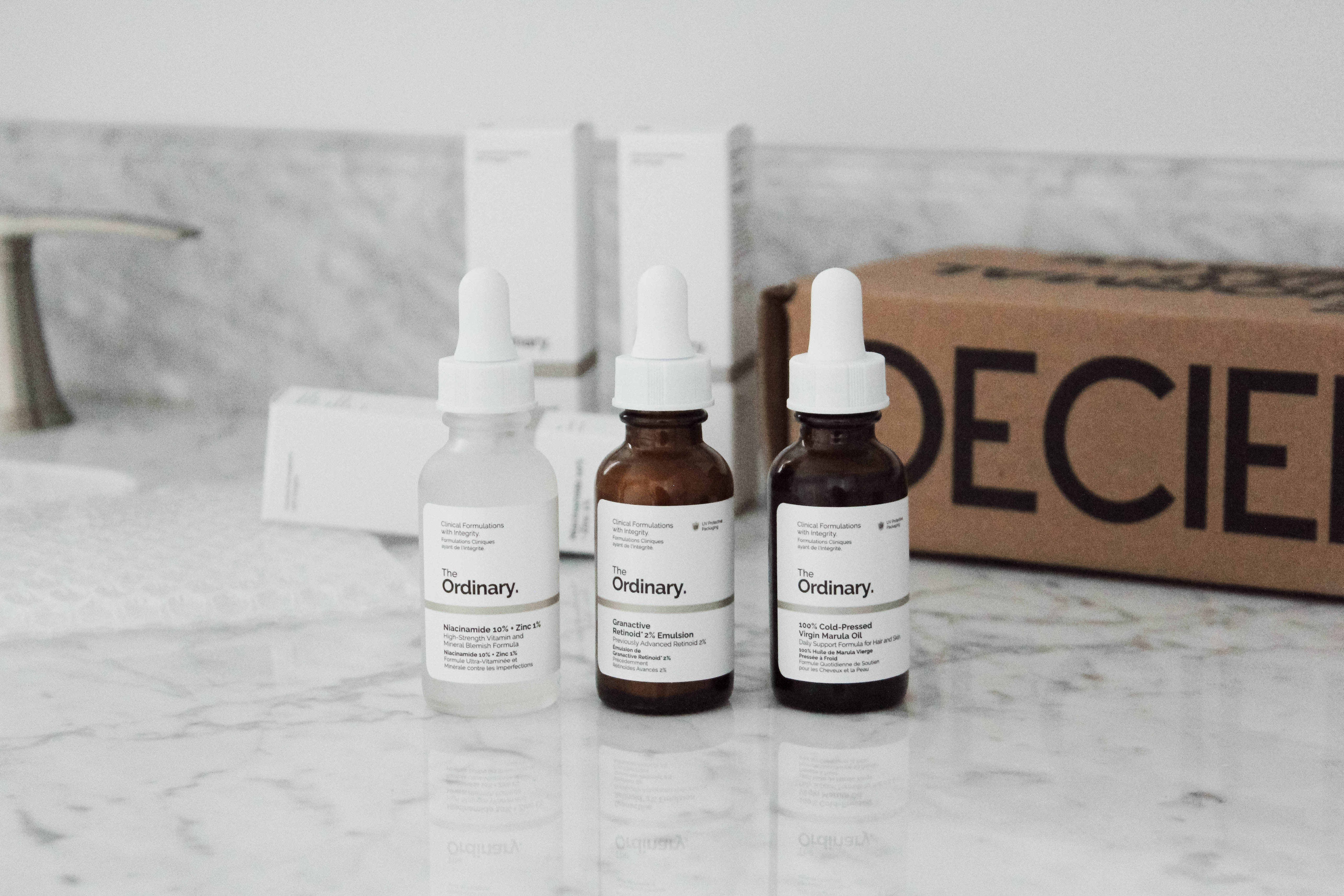 my review of the ordinary