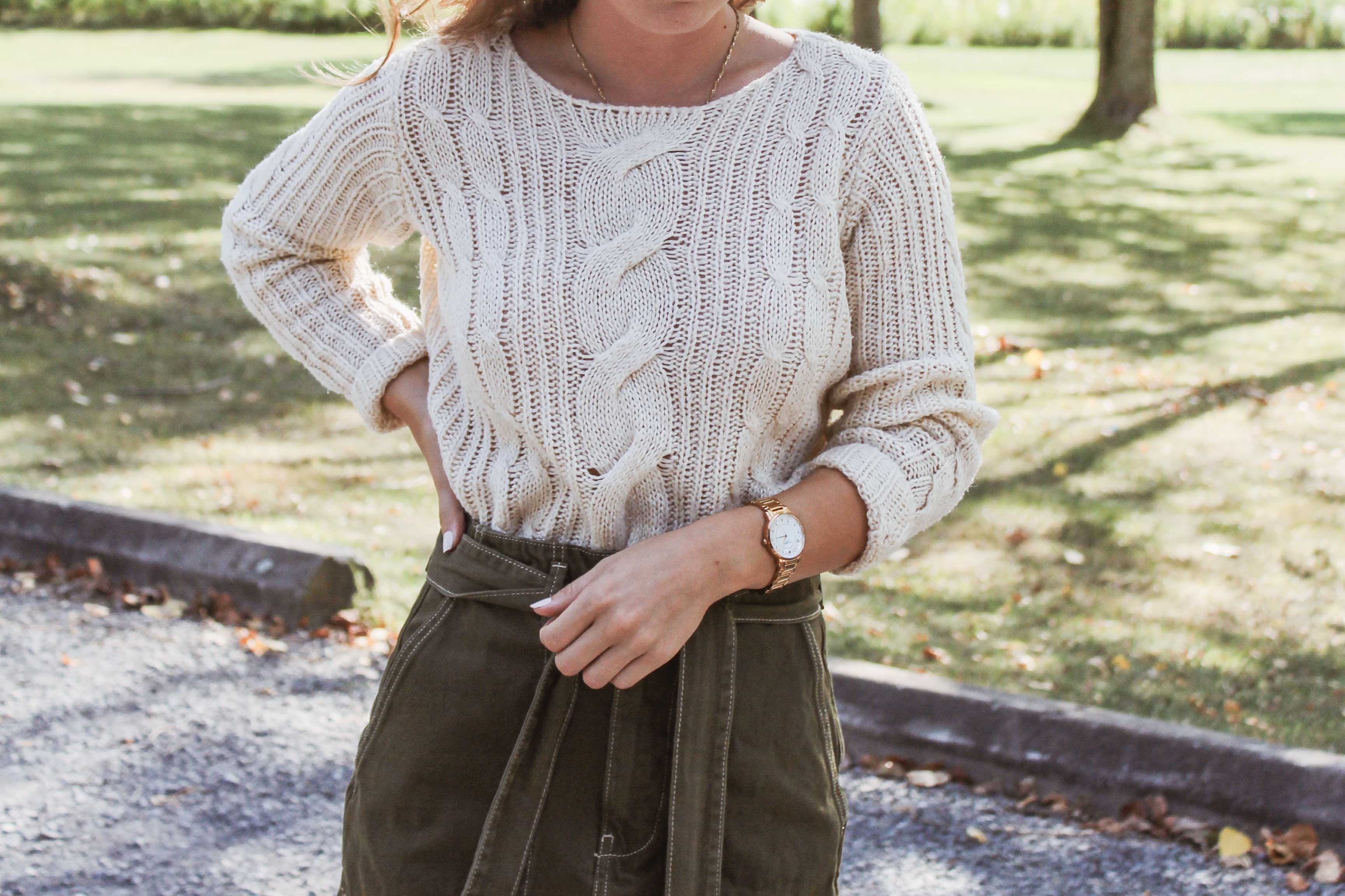 a foolproof fall outfit