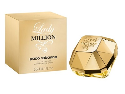 Paco Rabanne, Lady Million eau de parfum