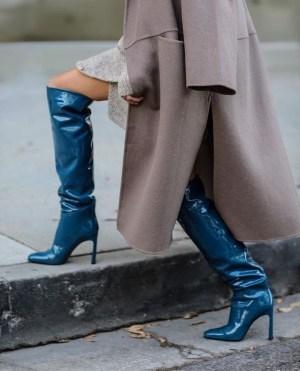Fresh Looks Με Μπότες Πάνω Από Το Γόνατο