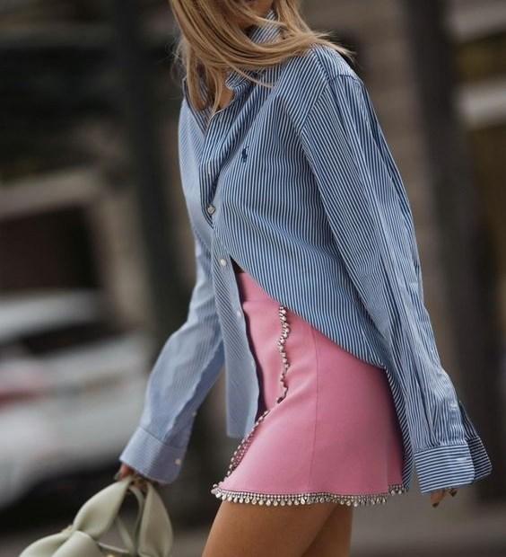 Πώς να φορέσεις ρίγες casual chic συνδυασμοί με ρίγες - The Cover