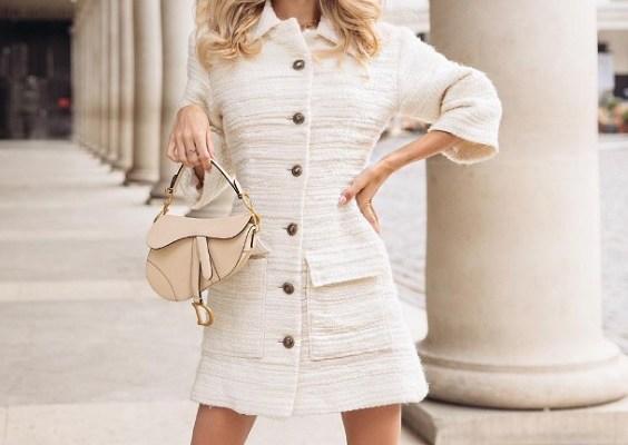 Φορέματα Τύπου Chanel: Πώς Να Τα Φορέσεις & Που Θα Τα Βρεις