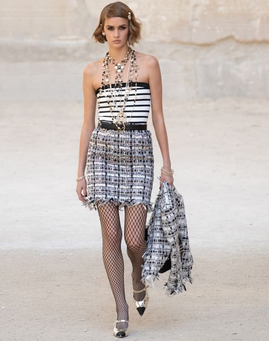 Chanel Cruise '22 Show