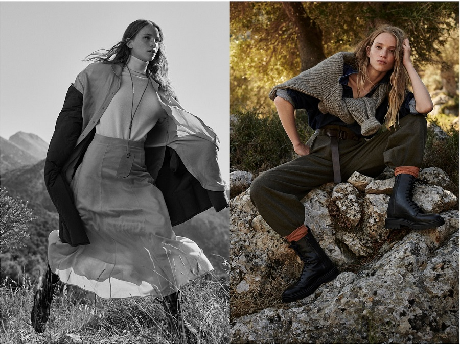 Massimo Dutti Φθινόπωρο 2021 Capsule Collection - The Cover