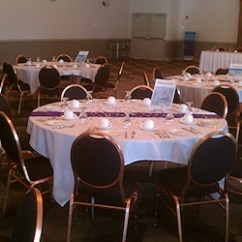 Chair Covers At Wedding Reception Bean Bag For Bedroom Before After The Cover Girlz