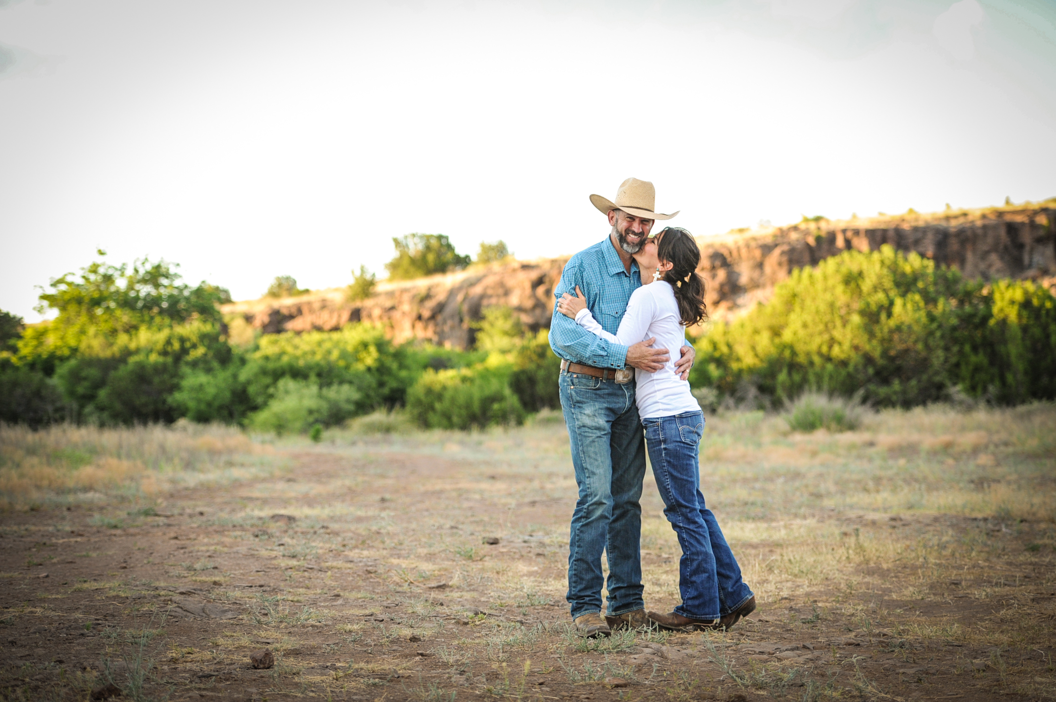 A Day in the Life of a Cowboy Pastor's Wife
