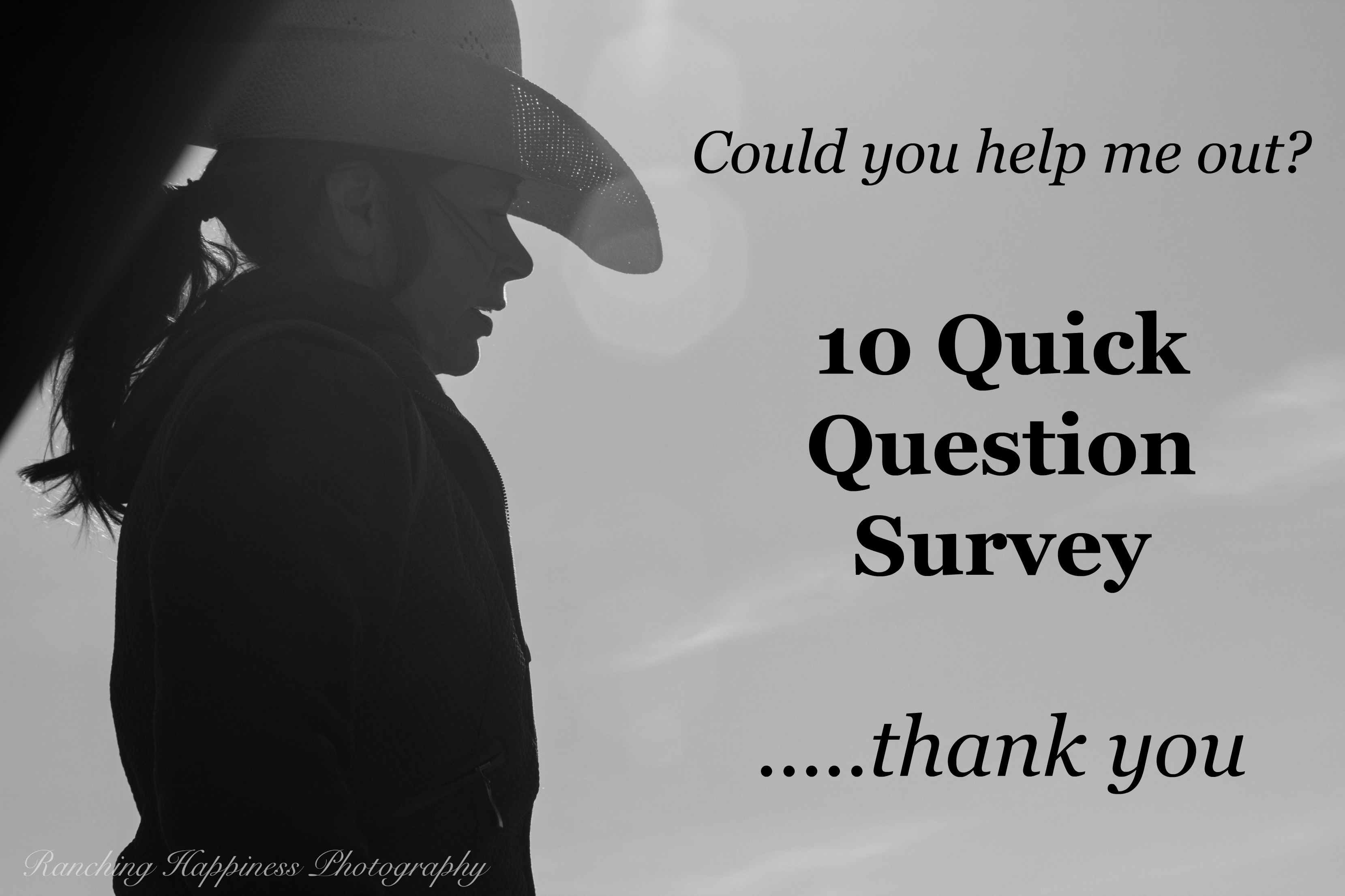 10 Quick Question Survey