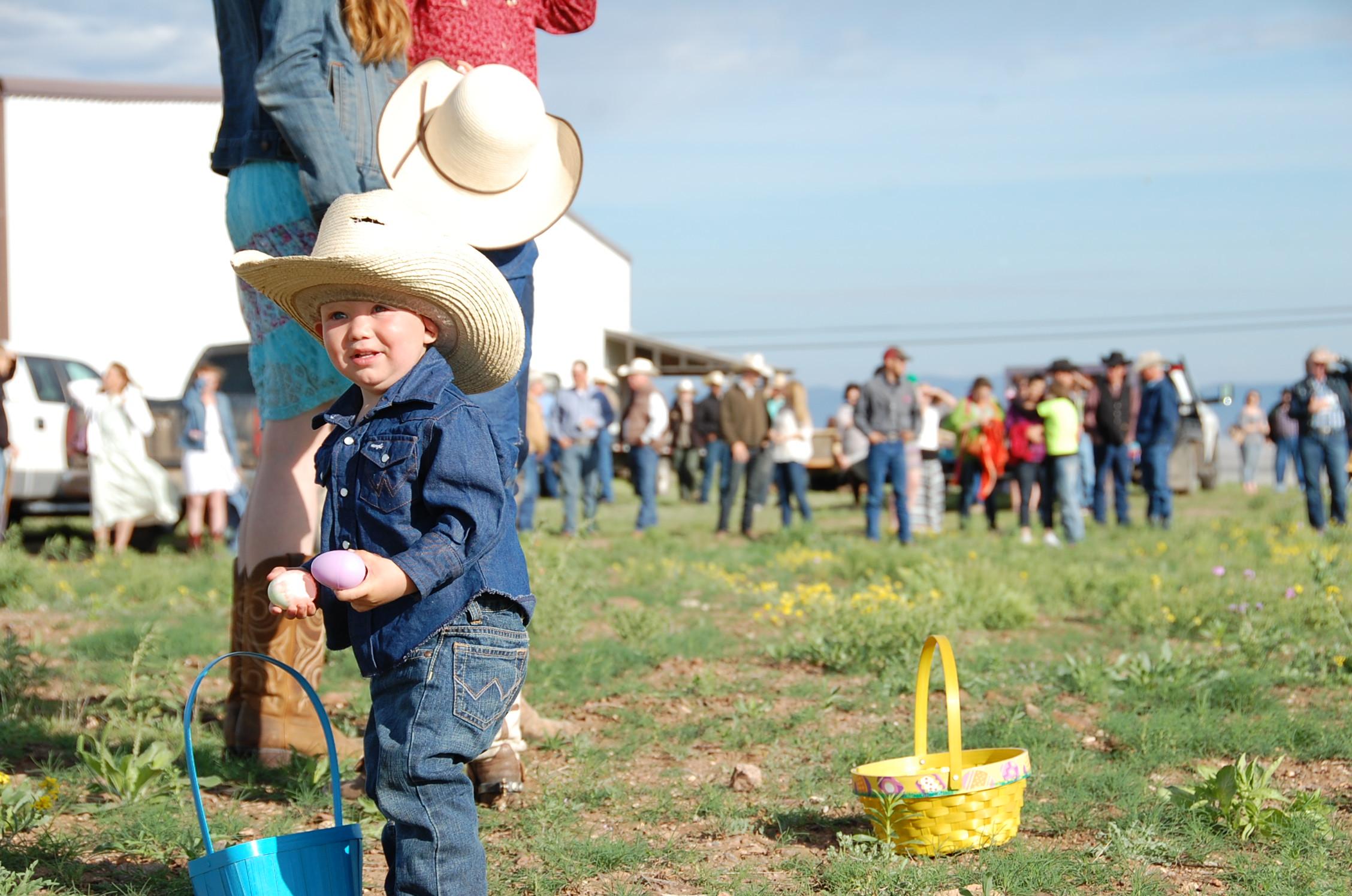 Favorite Cowboy Church Easter Photos