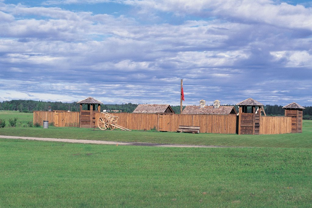 Rocky Mountain House National Historic Site,